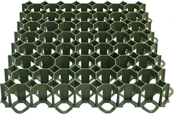 Zatravňovací dlaždice 50x50 výška 5cm do 3,5t