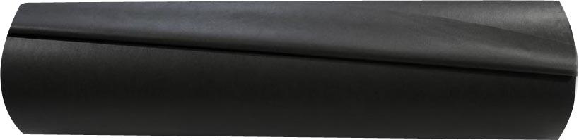 Netkaná mulčovací textilie role 1,6 m x 200m černá