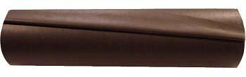 Hnědá netkaná mulčovací textilie 50g - role 1,6 m x 100m