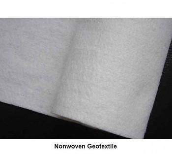 Geotextilie 500 g PP 2x25m bílá