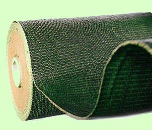 Tkaná PP textilie zelená 162cm x 100m 100g/m2