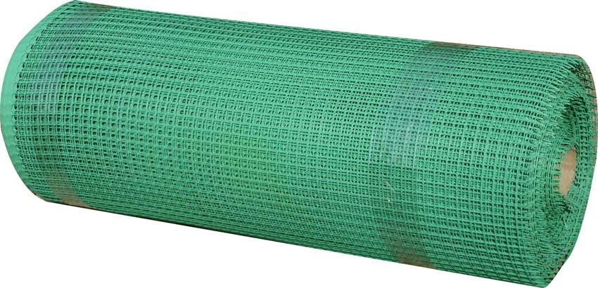 Plastové pletivo výška 80 cm x 50 m, velikost oka 15 mm