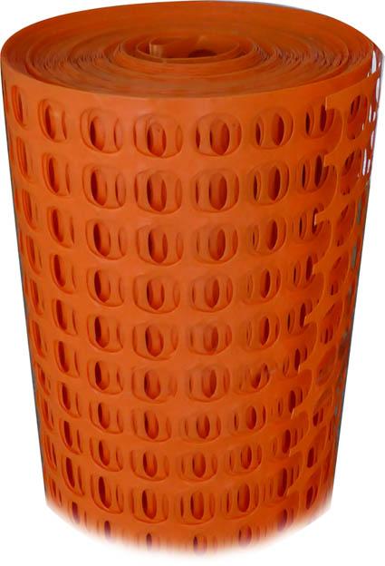Výstražné plastové pletivo výška 1,2 m x 50 m